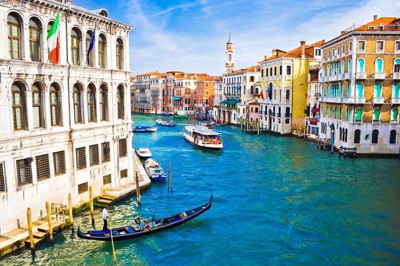 Постеры дизайн Венеция