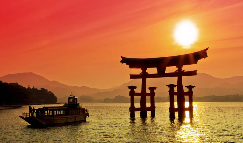 Японские панели Япония