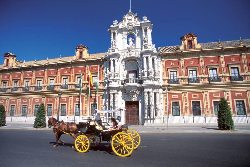 Фотообои под заказ Дворец Сан-Тельмо