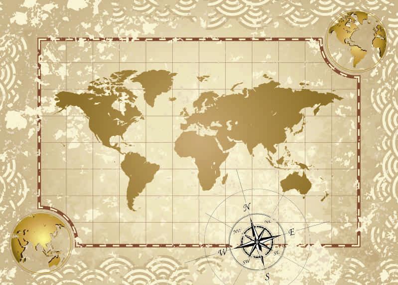 Японские панели Карта, дизайн #05921