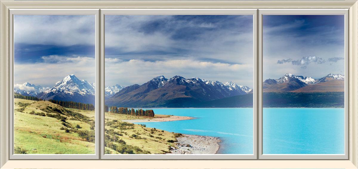 Рольшторы Вид из окна, дизайн #06160