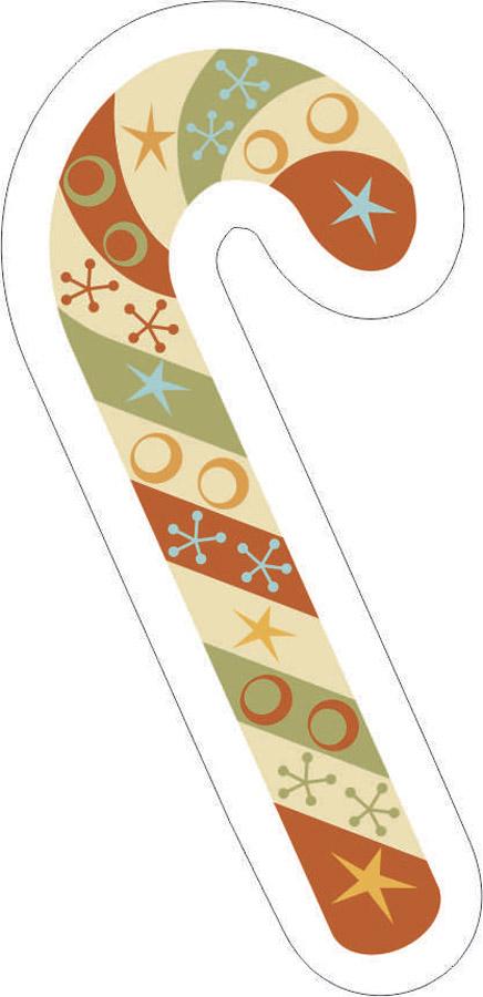 Наклейки Конфета, дизайн #06489
