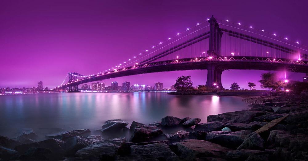 Постеры Нью-Йоркский мост, дизайн #06768