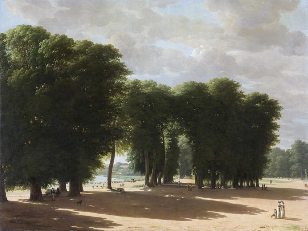 Рольшторы Парк в Сен-Клу, дизайн #06799