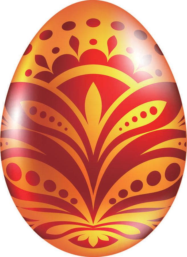 Наклейки Пасхальное яйцо, дизайн #06949