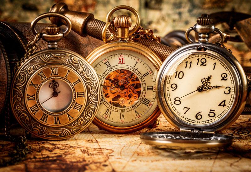 Постеры Старинные часы, дизайн #07168