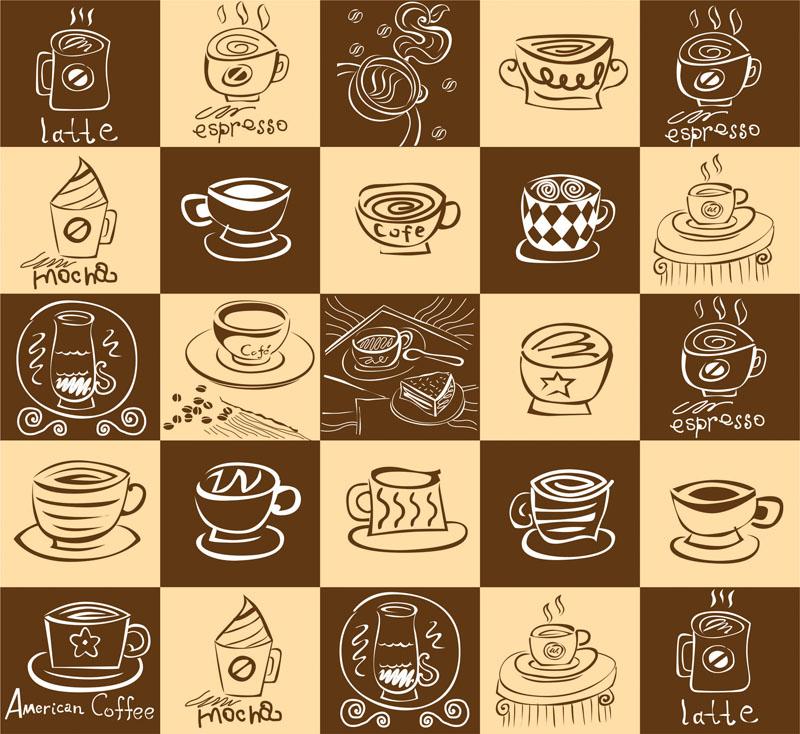 Печать на холсте Кофе, дизайн #07464