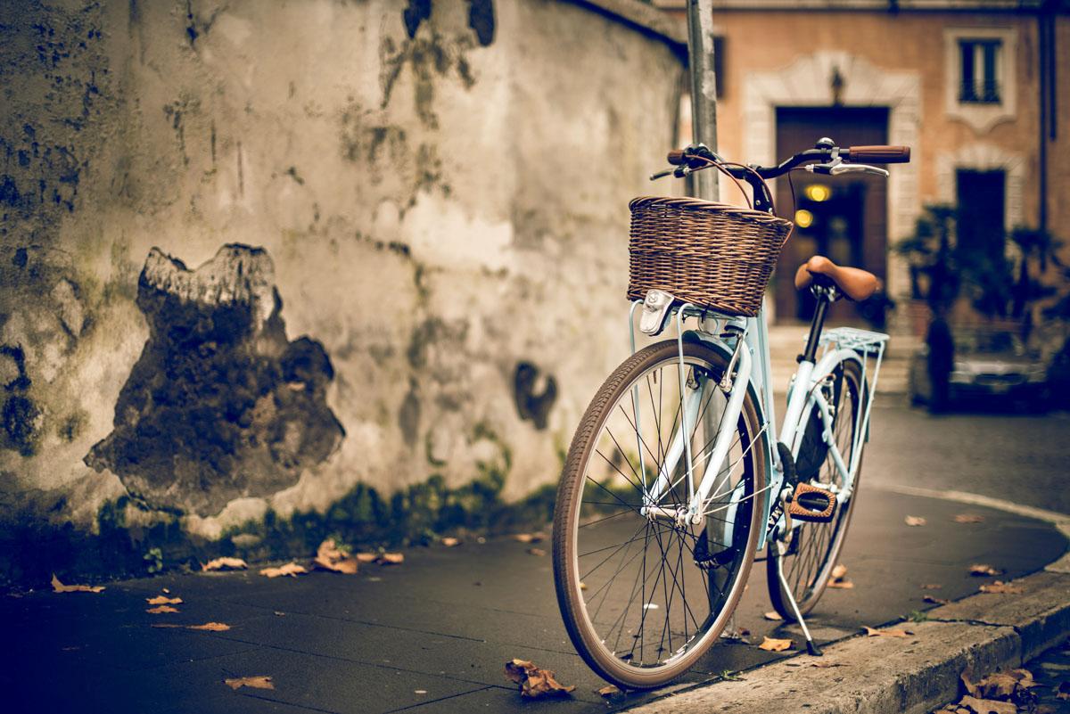 Японские панели Велосипед, дизайн #07739