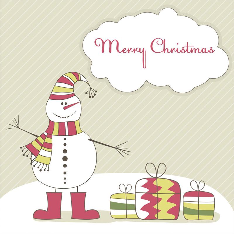 Постеры С Рождеством!, дизайн #07835