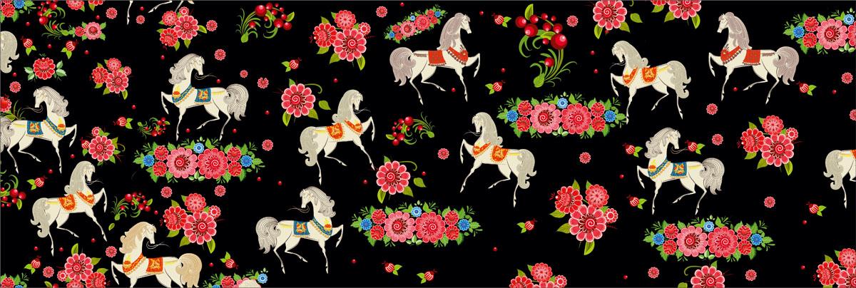 Лошадки, дизайн #07990