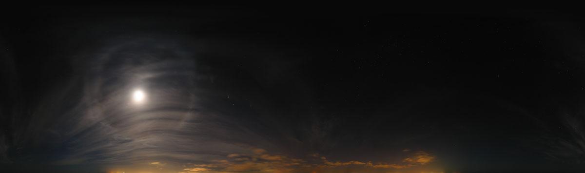 Ночь, дизайн #08835